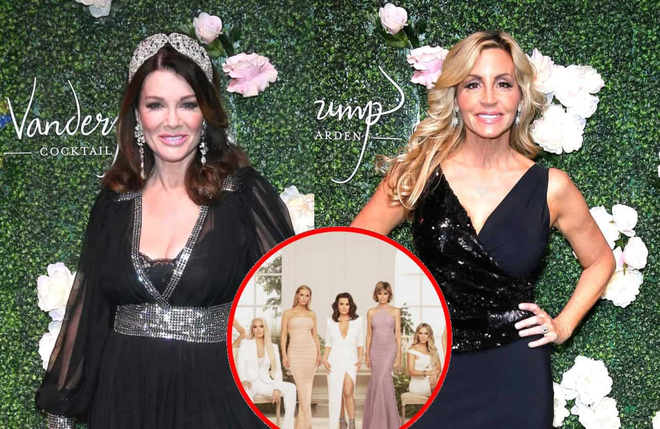 "Lisa Vanderpump Blasts RHOBH Cast as ""Mean Girls"" As Camille Grammer Apologizes for 'Distasteful' Comments, See Lisa's Response!"