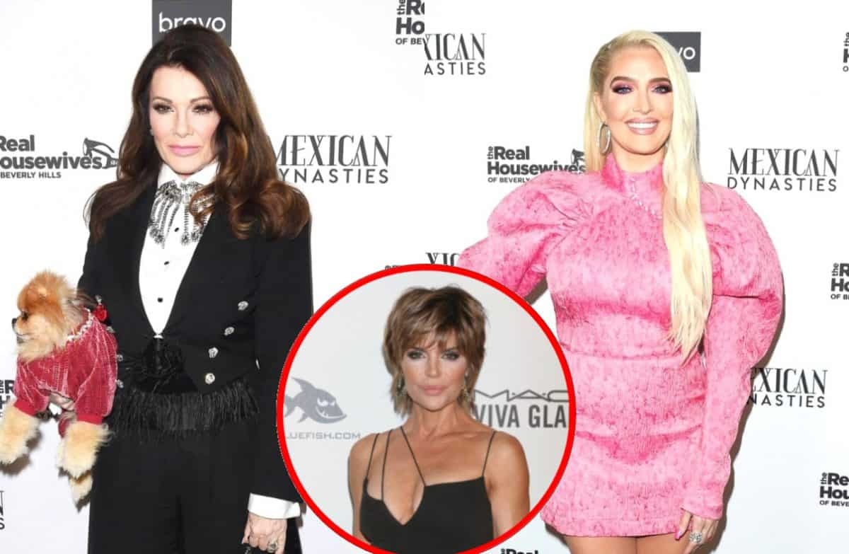 RHOBH Star Lisa Vanderpump Fires Back at Erika Jayne for Implying She Hires Bots to Pose as Fans, Plus She Throws Shade at Lisa Rinna Over Report of Fake Followers!