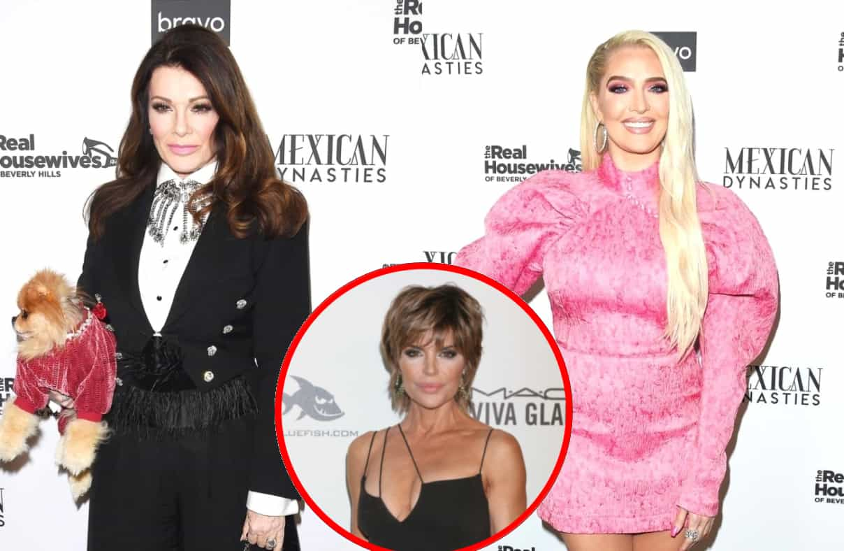 RHOBH Star Lisa Vanderpump Fires Back at Erika Jayne for Implying She Hires Bots to Pose as Fans