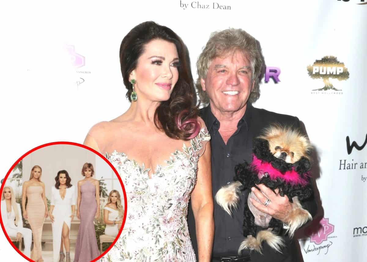 Lisa Vanderpump 'Hates' Seeing RHOBH Cast Mocking Husband Ken Todd