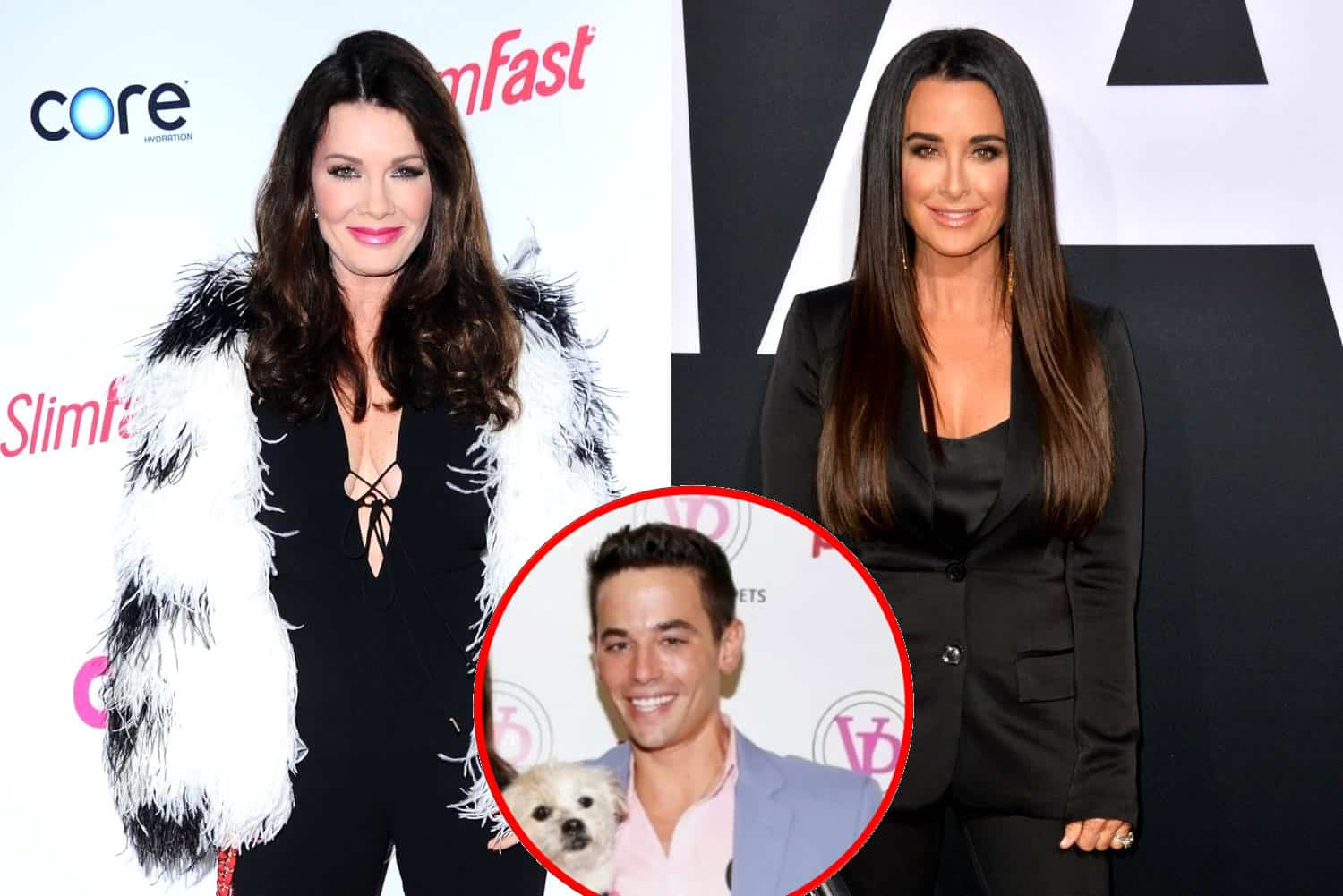 "RHOBH's Lisa Vanderpump ""Not Proud of Yelling"" at Kyle Richards, John Sessa Gives Update on Dog Lucy"