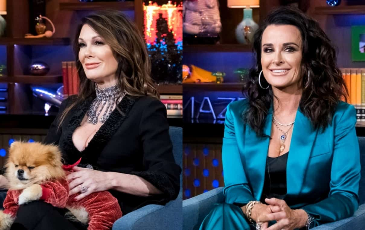 RHOBH's Lisa Vanderpump Feels 'Really Hurt' By Kyle Richards But Is Reportedly Open To Rekindling Their Friendship 'Eventually,' How Does Kyle Feel?