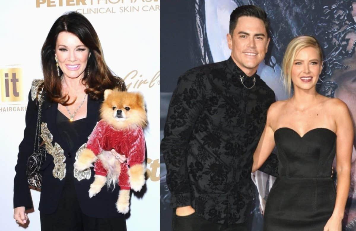 Lisa Vanderpump Responds to Ariana Madix's Criticism Regarding Her Partnership Deal with the Toms Over TomTom Bar
