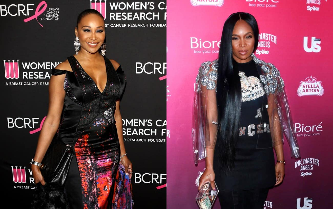 RHOA Cast Shakeup Revealed! Will Marlo Hampton Replace Cynthia Bailey?