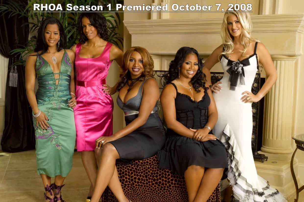 RHOA Season 1 Cast Premiere Date