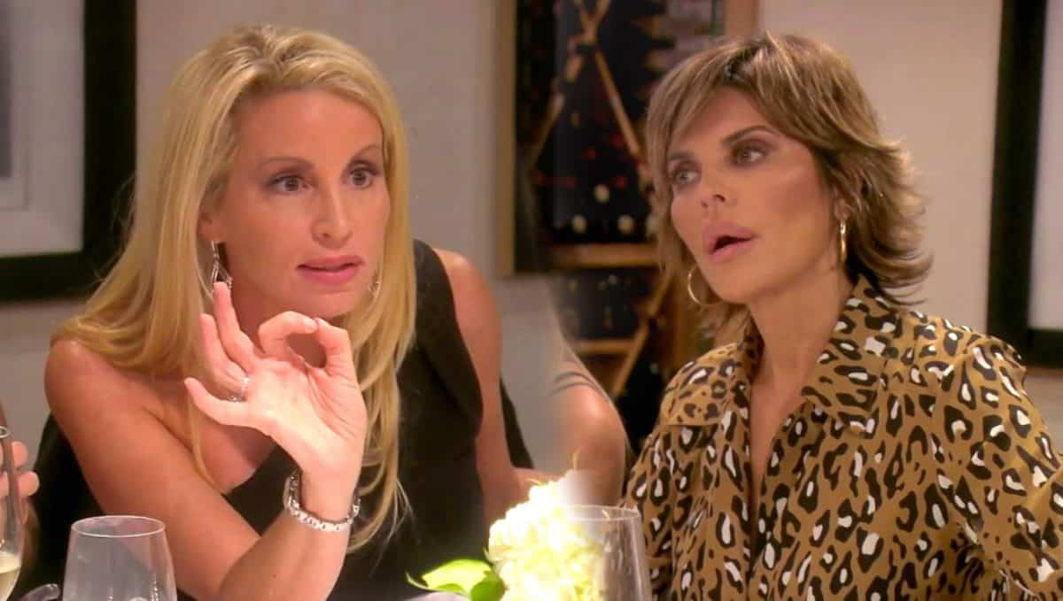 The Real Housewives of Beverly Hills Recap: Camille's Bridal Shower and a Political Debate Send Tensions Soaring