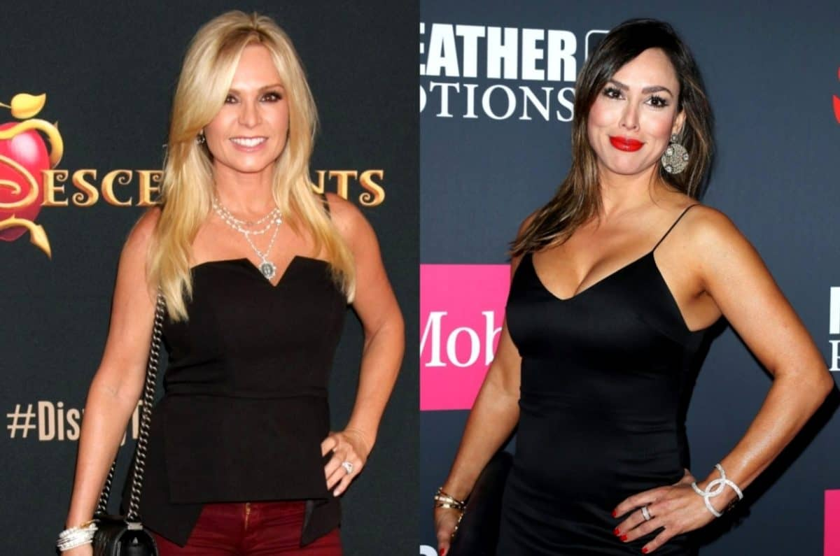 Tamra Judge And Kelly Dodd 'Clash' Amid RHOC Season 14