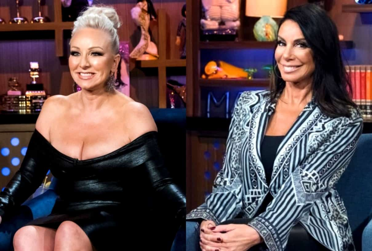 RHONJ's Margaret Josephs And Danielle Staub Came To Blows During Joe Gorga Book Signing