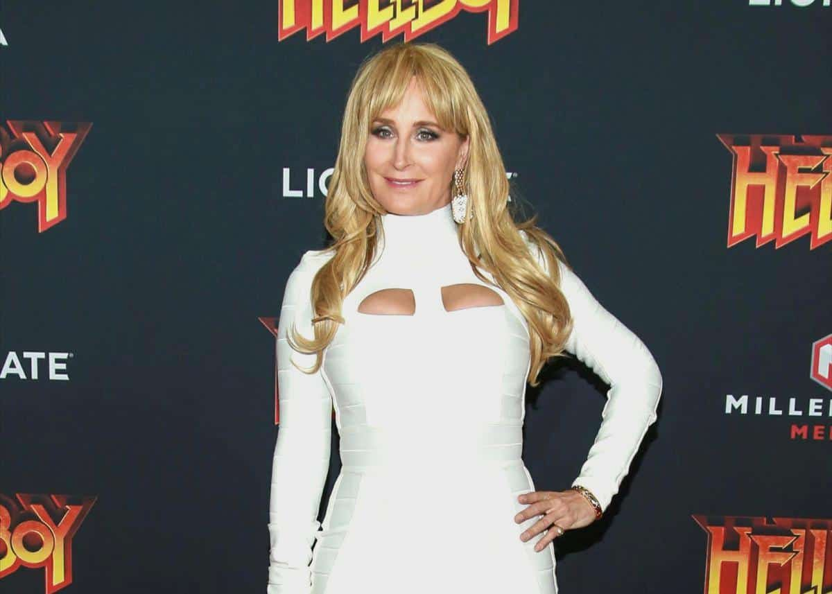 RHONY Star Sonja Morgan Explains Why She Had a Meltdown in the Berkshires