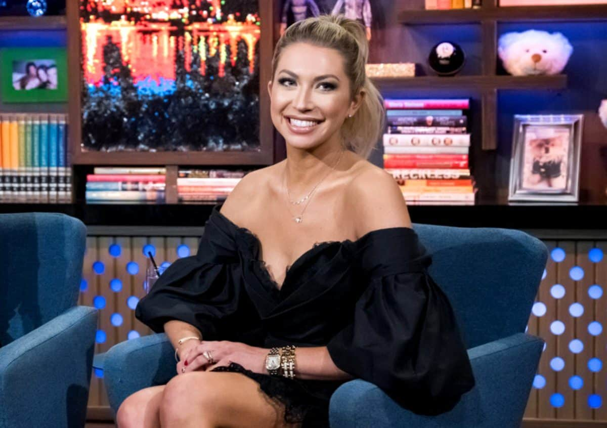 PHOTOS: See Vanderpump Rules' Stassi Schroeder Before Her Chin Implant as She Reveals Which Plastic Surgery She's Had