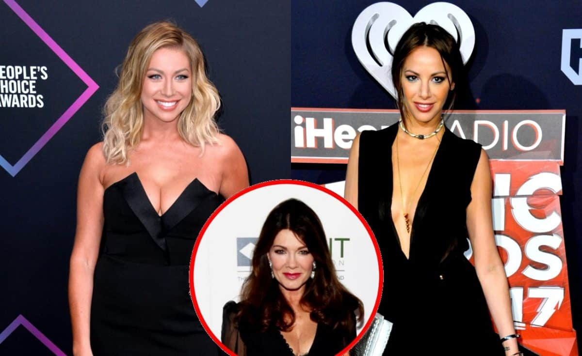 "Vanderpump Rules' Stassi Schroeder Says Lisa Vanderpump Needs to be More ""Authentic"" as Kristen Doute Slams Lisa!"