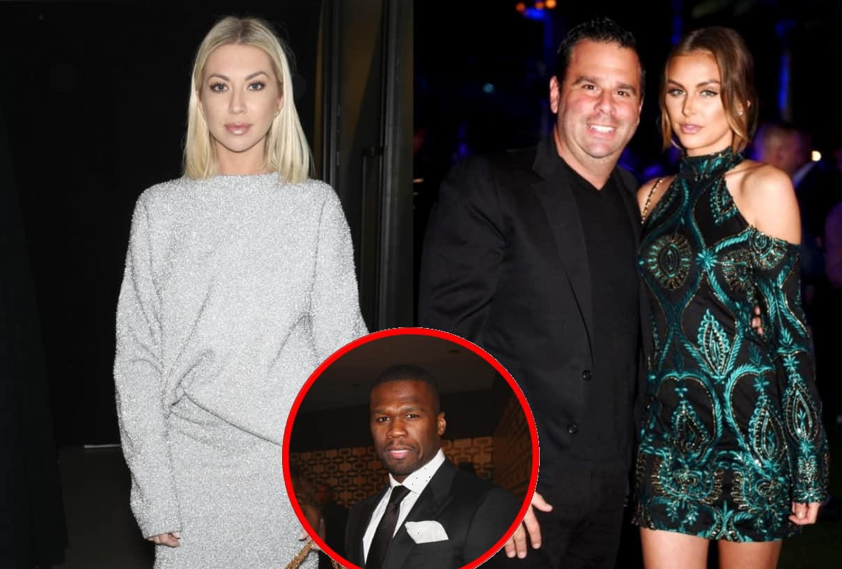 Vanderpump Rules' Stassi Schroeder Gets Emotional Defending Lala Kent And Randall Emmett Over 50 Cent Feud