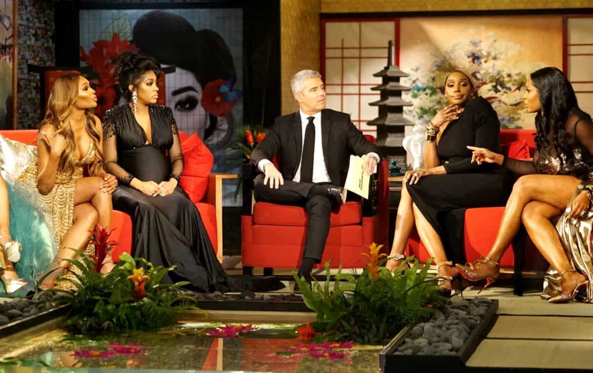 The Real Housewives of Atlanta Reunion Part 3 Recap: When a Cynthia's Fed Up