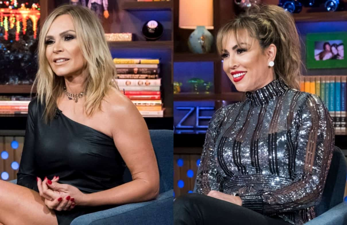 REPORT: Tamra Judge And Kelly Dodd Are Refusing To Film RHOC Together Amid Feud