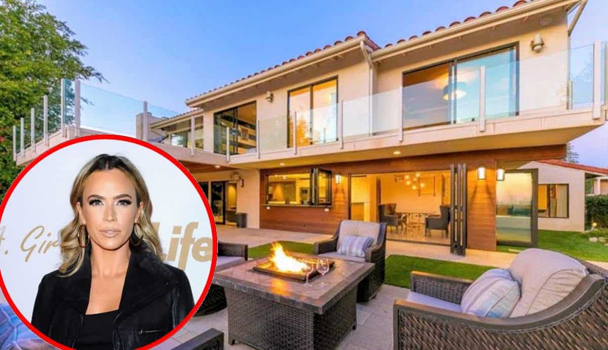 Teddi Mellencamp Lists Home for Sale