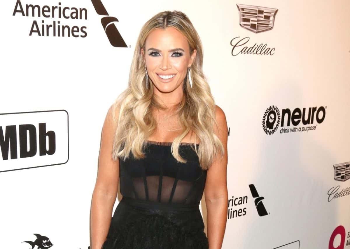 RHOBH's Teddi Mellencamp Reveals Plastic Surgery Procedures