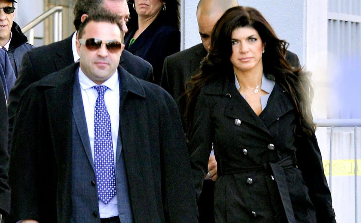 RHONJ Star Teresa Giudice's Husband Joe Giudice Departs For Italy Today, Leaves ICE Custody Amid Deportation Appeal