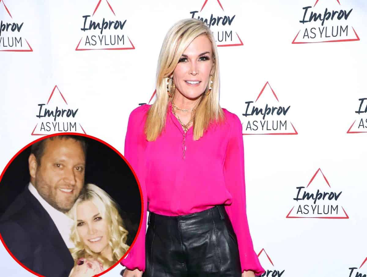 "RHONY Star Tinsley Mortimer Opens Up About ""Difficult"" Relationship and ""Constant Breakups"" with Scott Kluth"