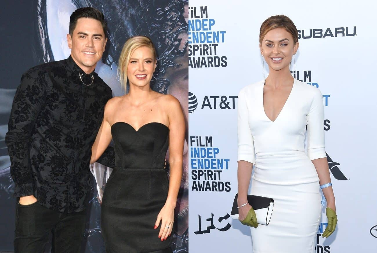"Vanderpump Rules' Ariana Madix Responds to Lala Kent's ""Diss"" About Her and Tom Sandoval's $2 Million House Having No Furniture"
