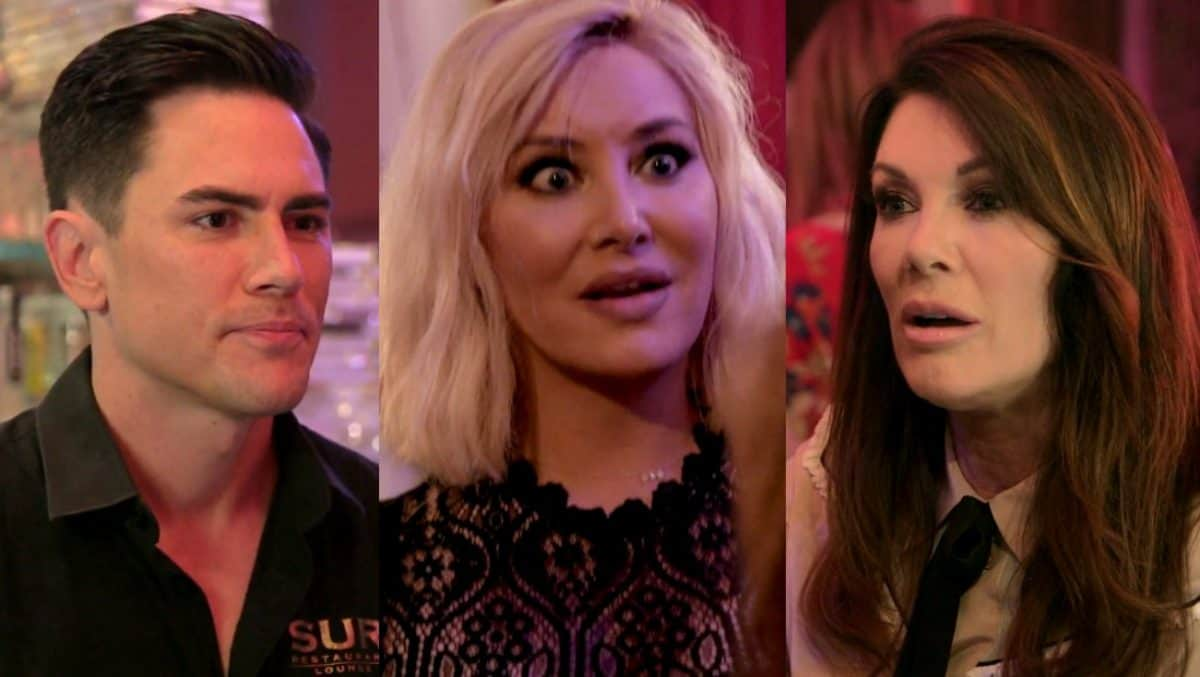 Vanderpump Rules Recap: Lisa Fires Tom Sandoval and Scolds Billie Lee for Being Rude