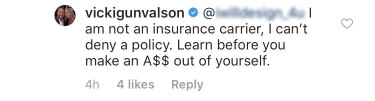 Vicki Gunvalson responds to fraud lawsuit