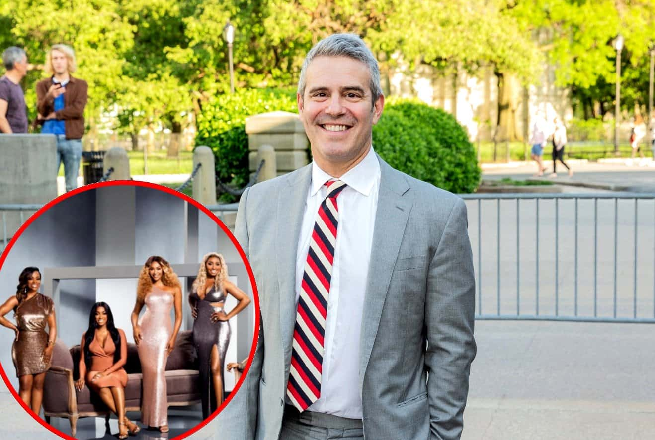 Andy Cohen Reveals Which Cities Bravo Cast for 'Real Housewives' That Failed, Gives Thoughts On Future Additions, Plus Could RHOA Be Canceled Due to Georgia's Abortion Ban?
