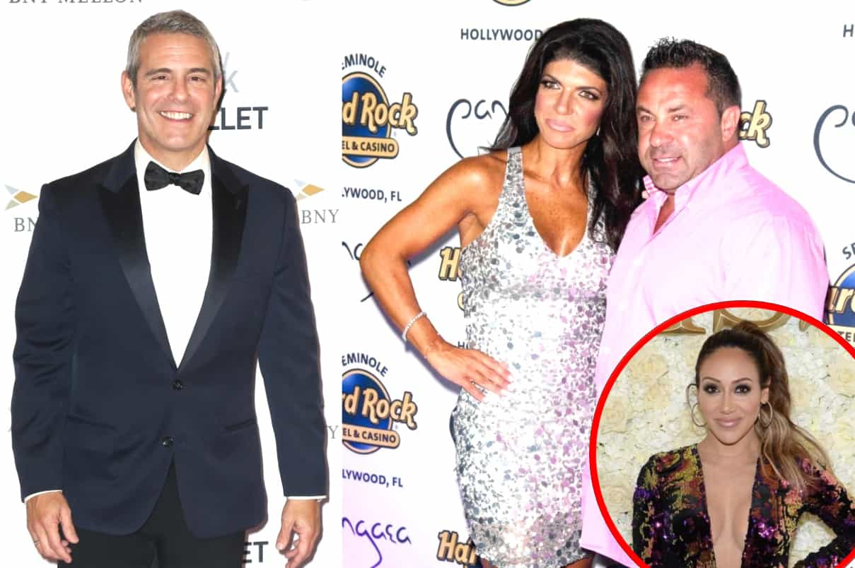 Did Andy Cohen Sign Petition to Stop Joe Giudice's Deportation