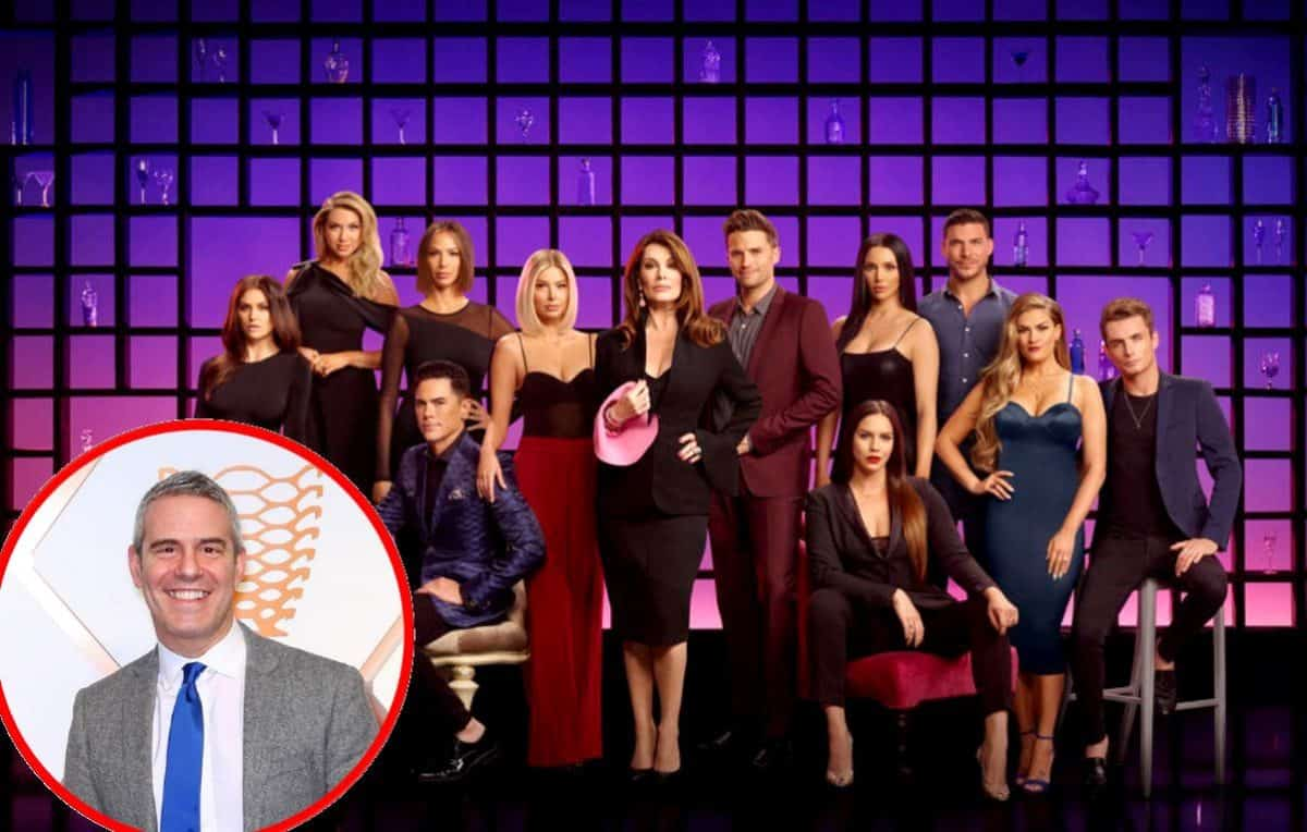 Andy Cohen Confirms Vanderpump Rules Reunion Was Filmed Virtually, Plus He Dishes on How it Went and Shares Why He Had to Interrupt the Taping