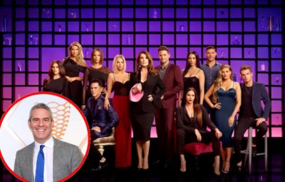 "Andy Cohen Teases ""Real Drama"" on Vanderpump Rules Season Nine, Shares Why Stassi Schroeder and Kristen Doute's Exits are Better for the Show and Addresses Las Vegas Spinoff Rumors"