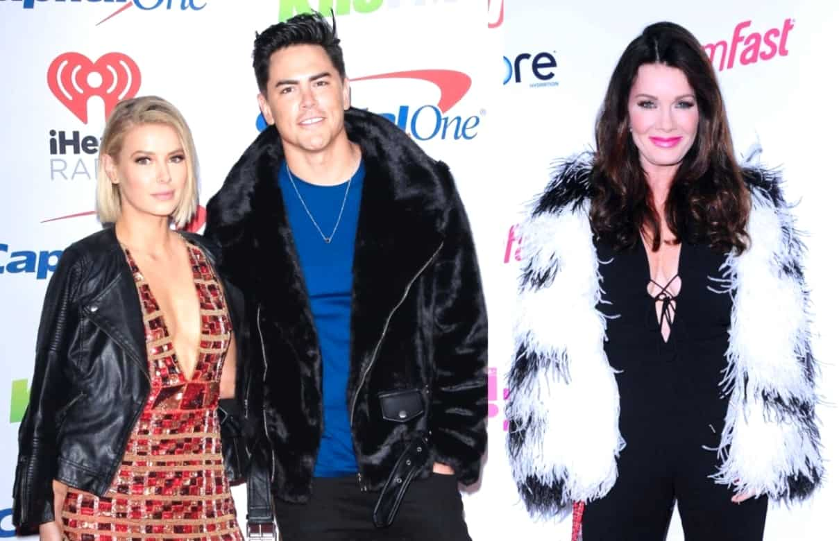 "Vanderpump Rules' Ariana Madix Calls Out Lisa Vanderpump as Being ""Vindictive"" While Tom Sandoval Talks Lisa and Ken's ""Aggressive"" Behavior"