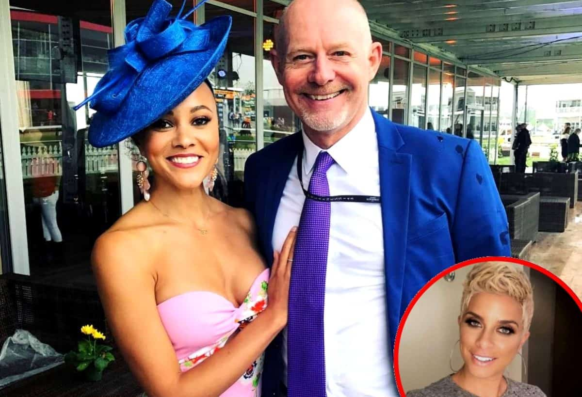 RHOP Star Ashley Darby Addresses Husband Michael's Sexuality and Reacts to Robyn Dixon's Claims
