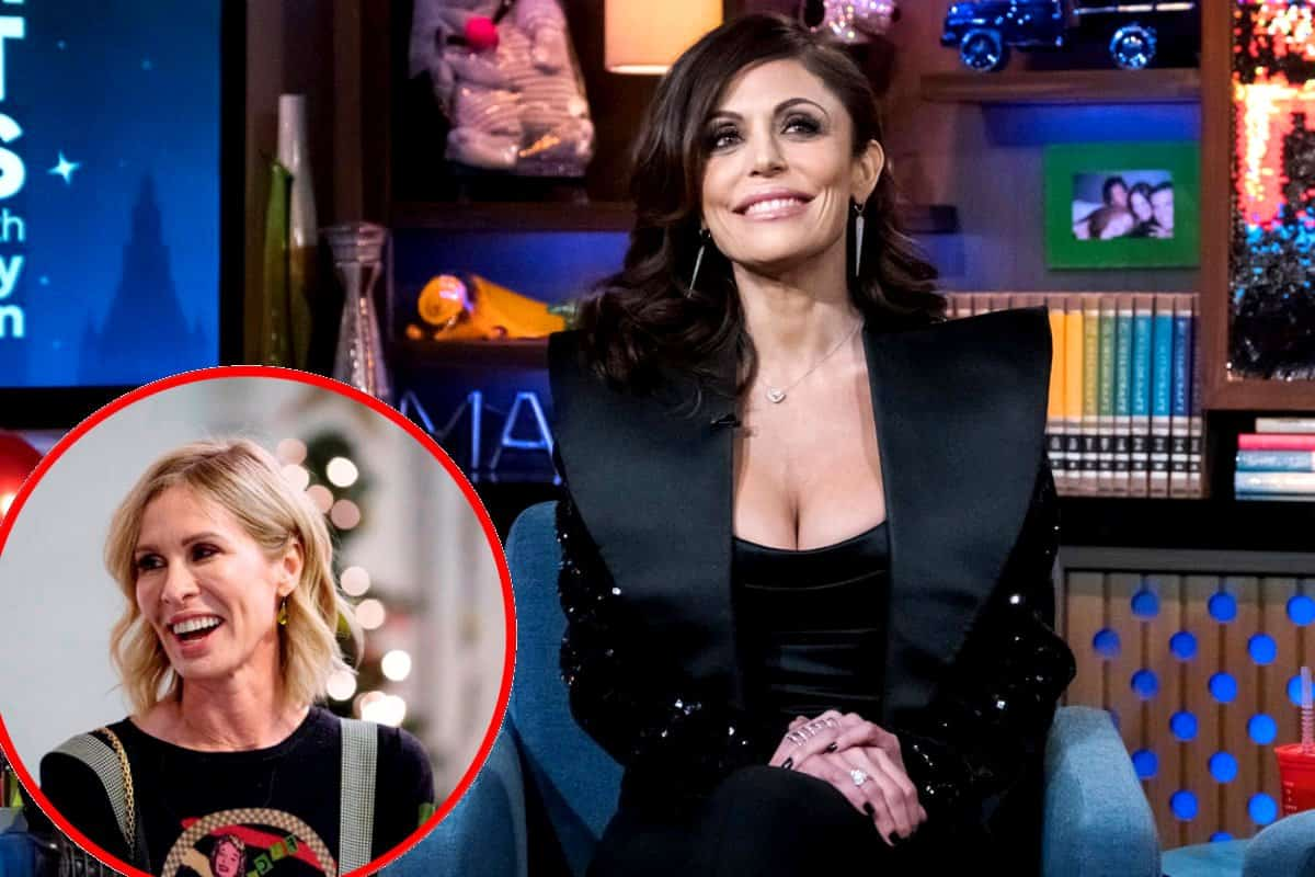 Carole Radziwill Is Dragged Into Bethenny Frankel's Custody Battle As Bethenny Suggests RHONY Isn't Actually Real