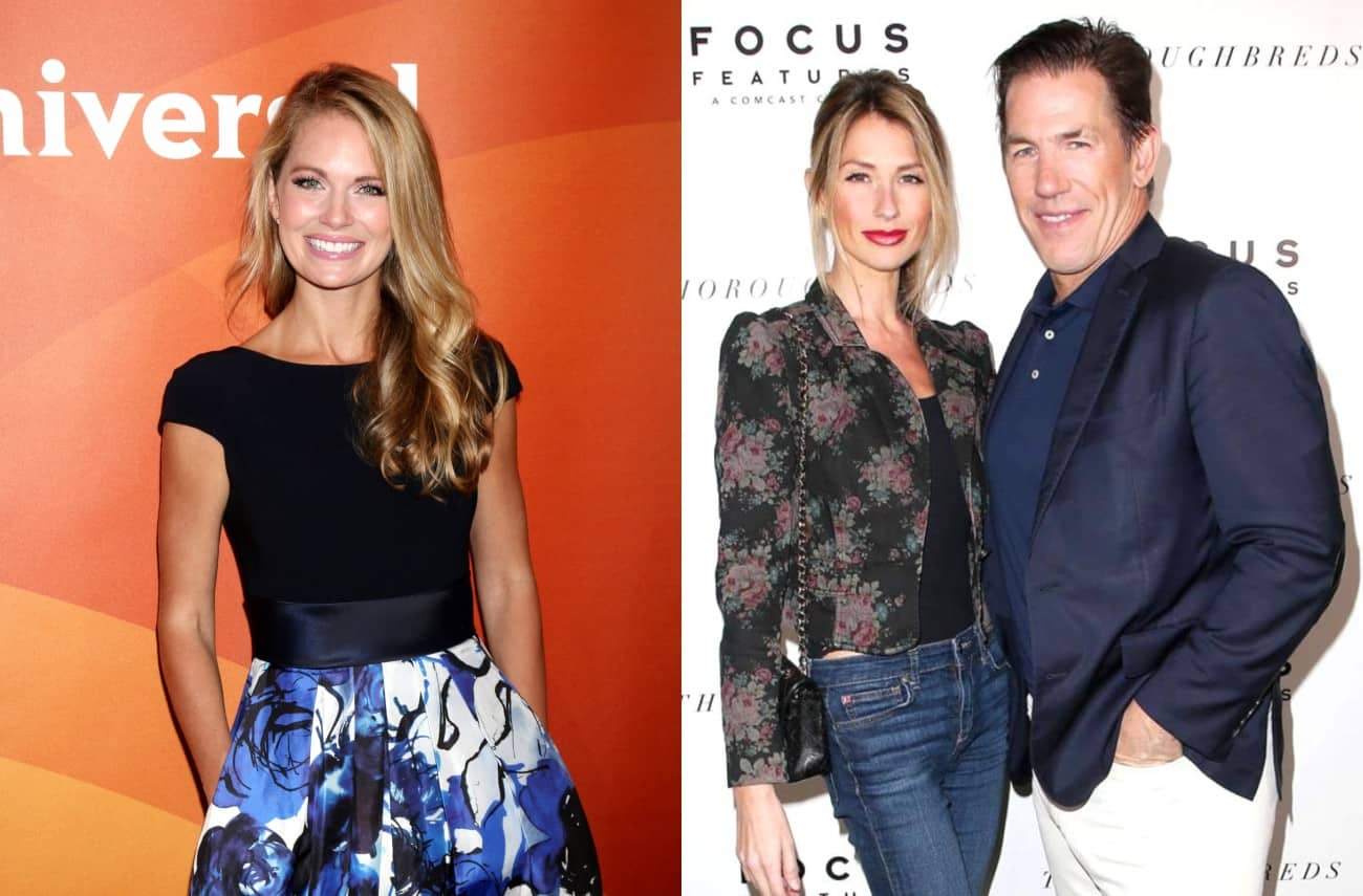 Cameran Eubanks Throws Shade at Ashley Jacobs' 'Sad' Return to Southern Charm, Plus the Latest on Thomas Ravenel's Plea Deal