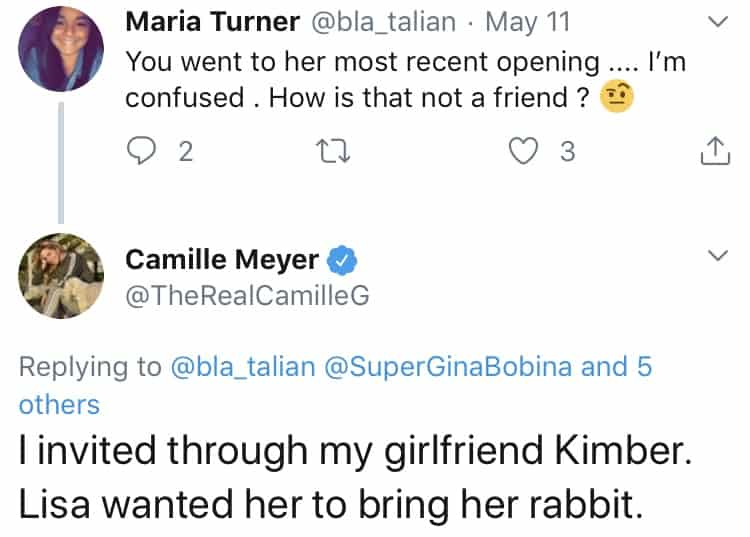 RHOBH Camille Grammer denies Lisa Vanderpump invited her to Vegas
