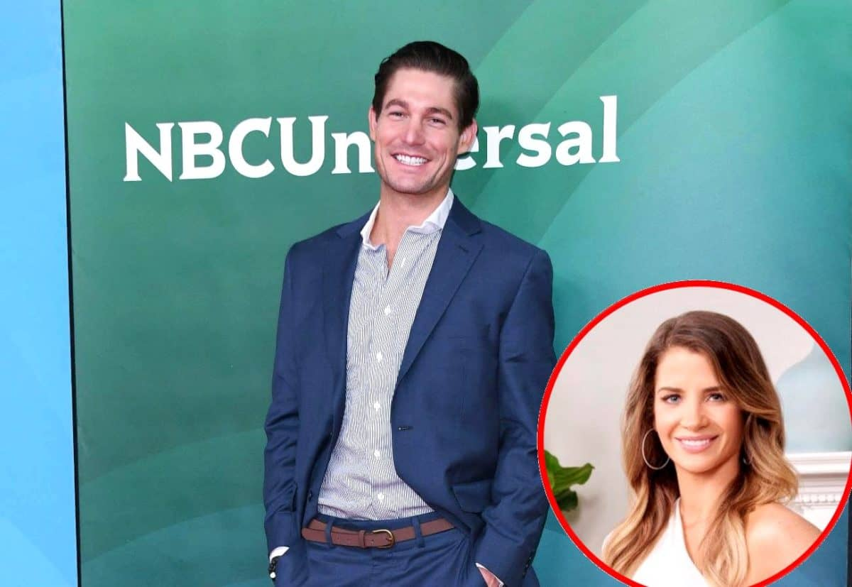 Southern Charm's Craig Conover Opens Up On Experiencing 'Anger' & 'Crippling Depression' After Split From Naomie Olindo