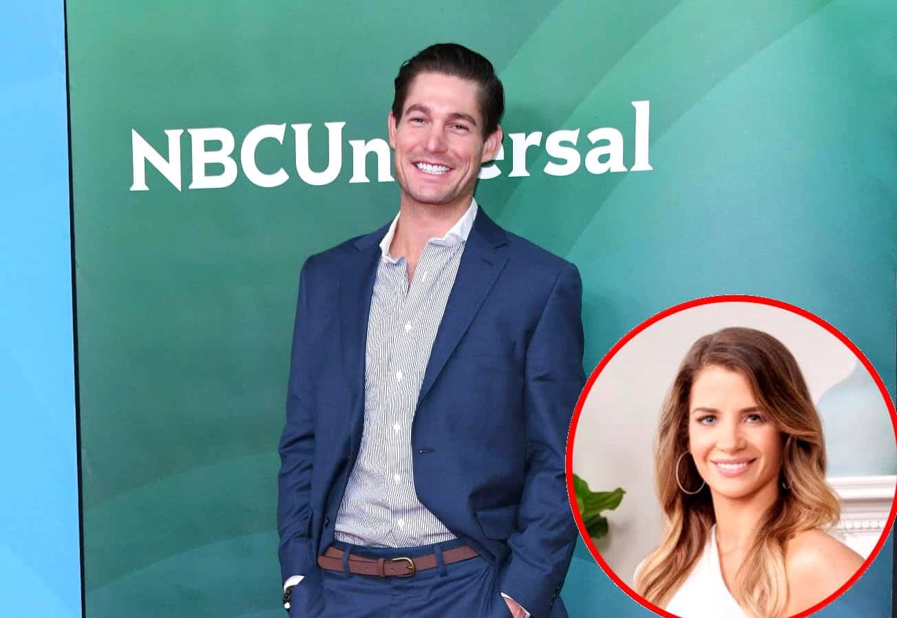 Southern Charm's Craig Conover Addresses Claims That He's Not Over Ex Naomie Olindo