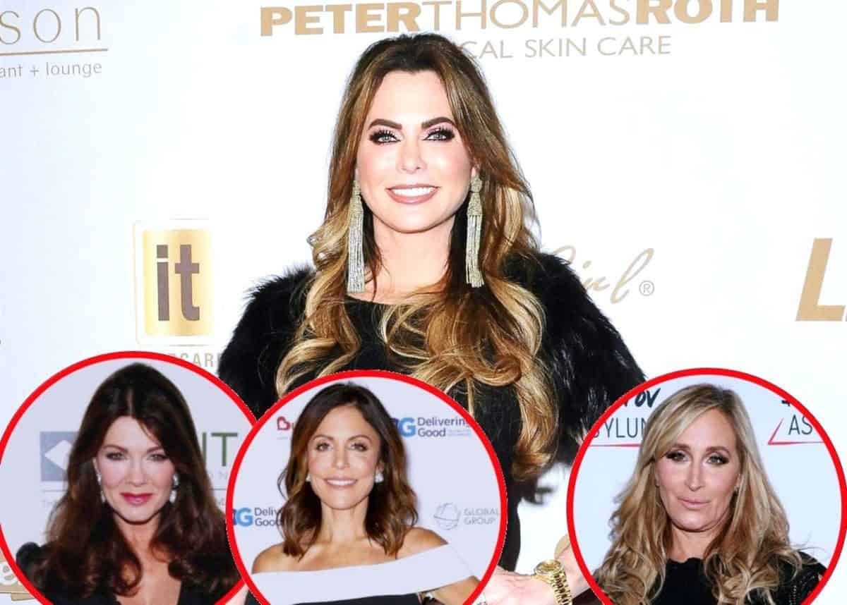 "RHOD Star D'Andra Simmons Labels Lisa Vanderpump and Bethenny Frankel ""Divas"""