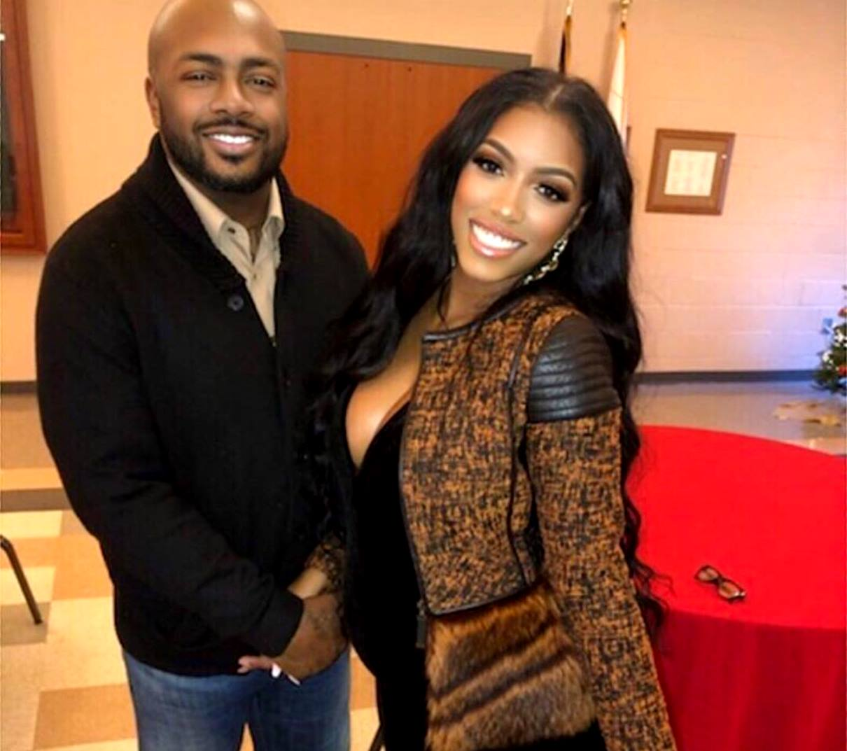 Is Cheating to Blame for RHOA Star Porsha Williams' Rift With Fiancé Dennis McKinley? Plus Porsha Hints at Relationship Status!
