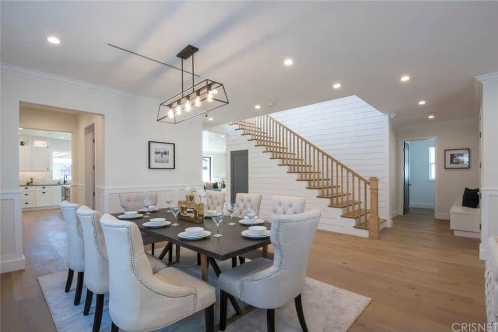 Vanderpump Rules Jax Taylor and Brittany Cartwright New Home Dining