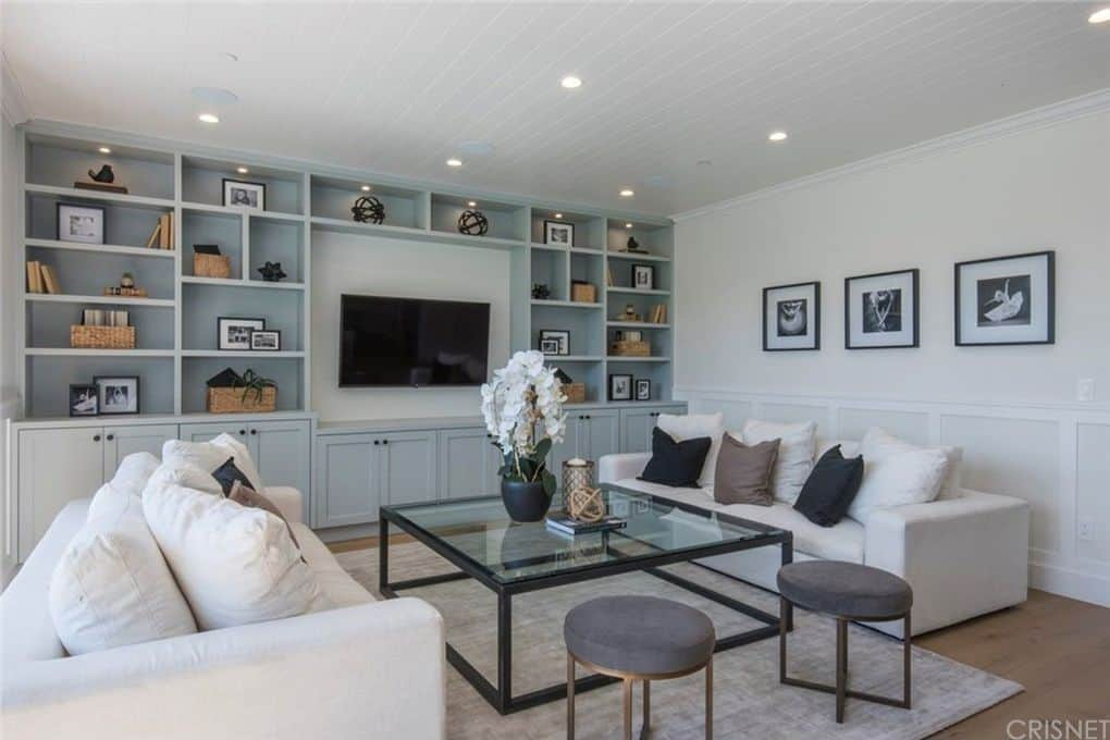 Vanderpump Rules Jax Taylor and Brittany Cartwright New Home Great Room