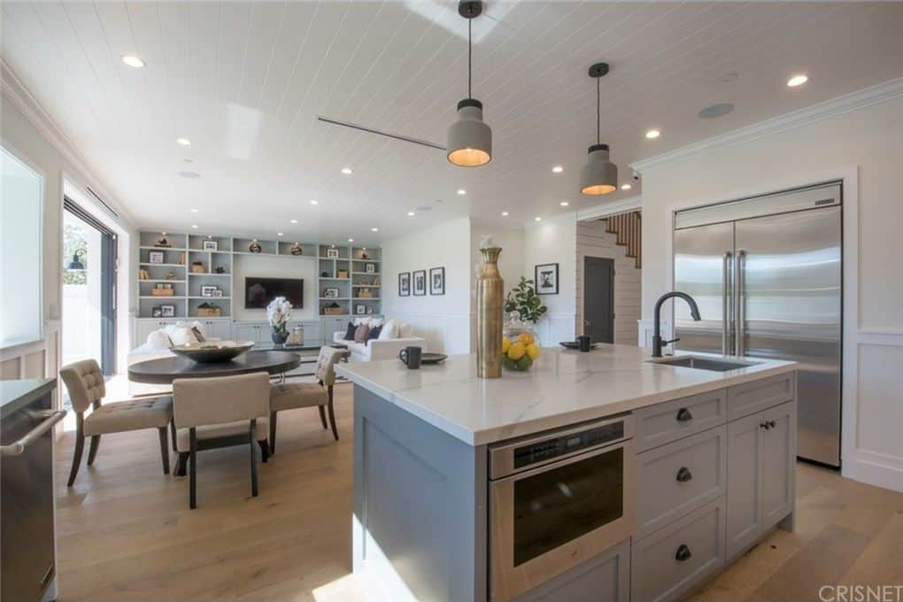Vanderpump Rules Jax Taylor and Brittany Cartwright New Home Kitchen