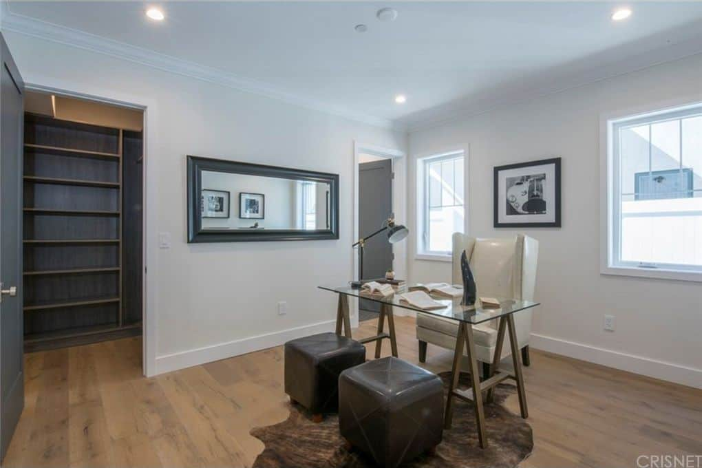 Vanderpump Rules Jax Taylor and Brittany Cartwright New Home Office