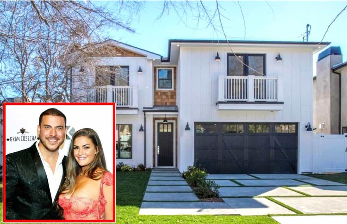 PHOTOS: Jax Taylor and Brittany Cartwright Buy $1.8 Million Home! See Pics of the Vanderpump Rules Stars' Beautiful House
