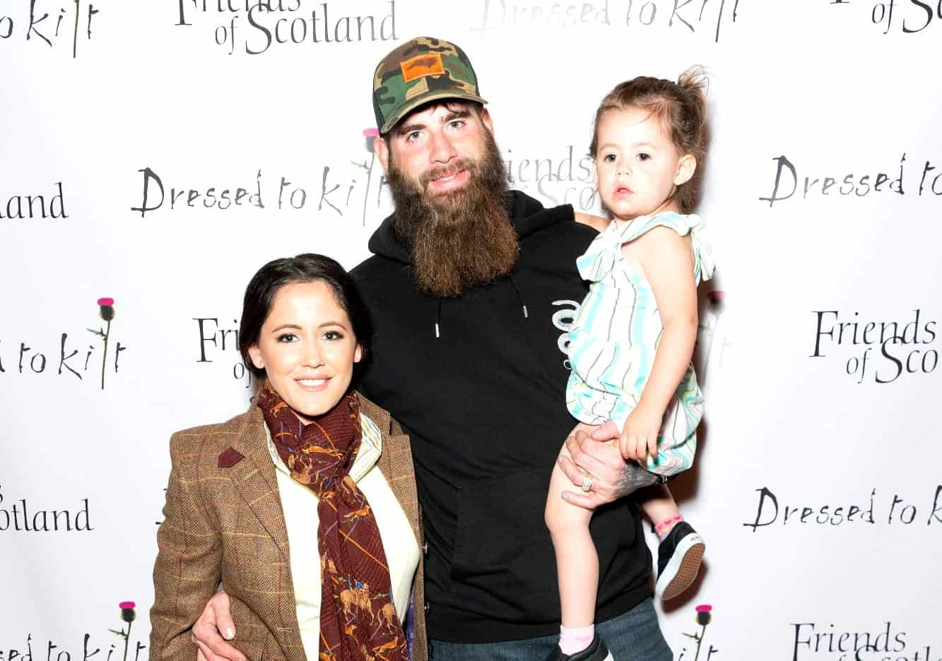 Teen Mom 2's Jenelle Evans Accuses David Eason of Abusing Her 11 Times in Restraining Order Request, Reveals He Made Death Threats as He Reports Her and Ensley 'Missing'