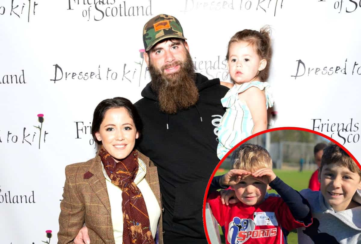 CPS Removes Two Kids From Jenelle Evans' Home After Dog Killing as Husband David Eason Heads to Court