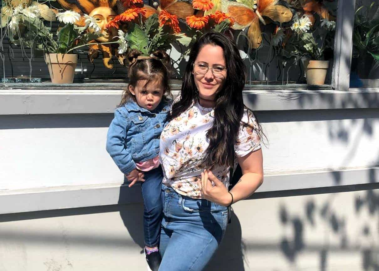 CPS Tells Jenelle Evans What She Has to Do to Keep Custody of 2-Yr-Old Ensley as Fired Teen Mom 2 Star Speaks Out on Losing Custody of Kaiser