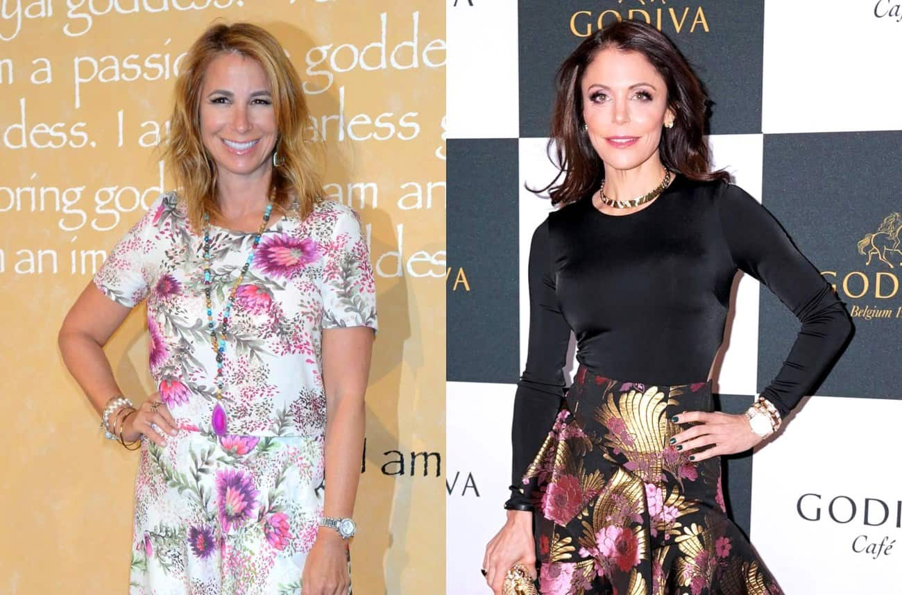"RHONY's Jill Zarin Says Bethenny Frankel ""Doesn't Have Time"" For a Friendship With Her, Reacts to Potential Firing of Tinsley and Barbara"