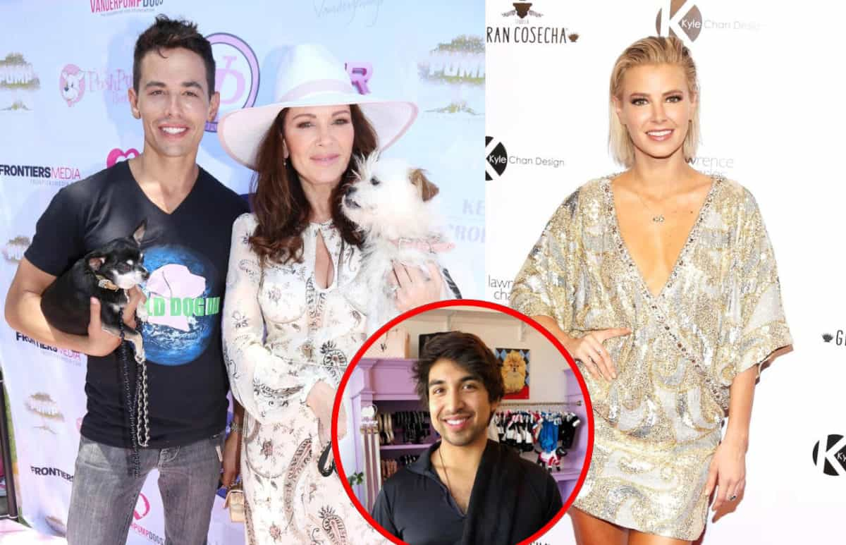 John Sessa Dishes On Drama With 'Disrespectful' Ariana Madix Over Her Criticism of Lisa Vanderpump, Plus John Blizzard Shades RHOBH Cast and Talks Puppy Gate