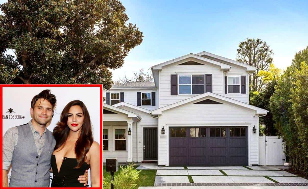 EXCLUSIVE: Vanderpump Rules Stars Katie Maloney and Tom Schwartz Buy $1.9 Million Home! See Photos of the Stunning House