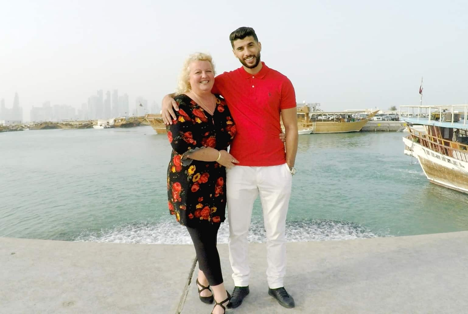 Laura and Aladin 90 Day Fiance The Other Way